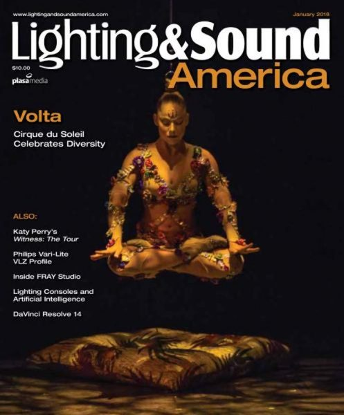 Lighting & Sound America — January 2018