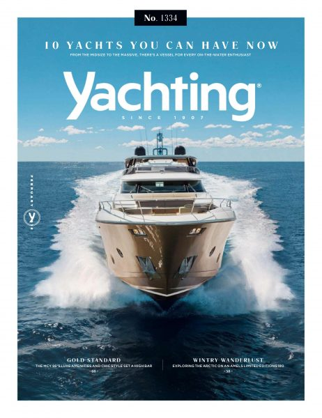 Yachting USA — February 2018