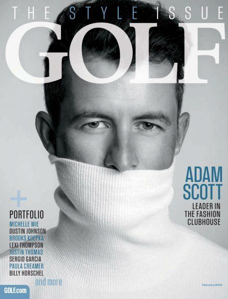 Golf Magazine USA — February 2018