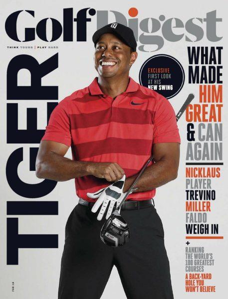 Golf Digest USA — February 2018