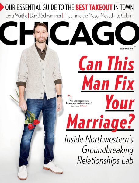 Chicago Magazine — February 2018