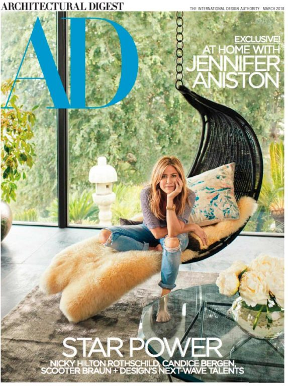 Architectural Digest USA – 03.2018