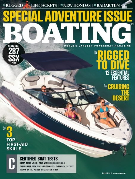 Boating USA – 01.03.2018