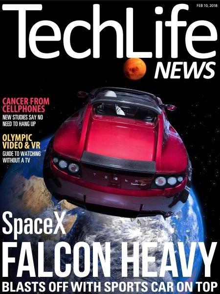 Techlife News – 10.02.2018