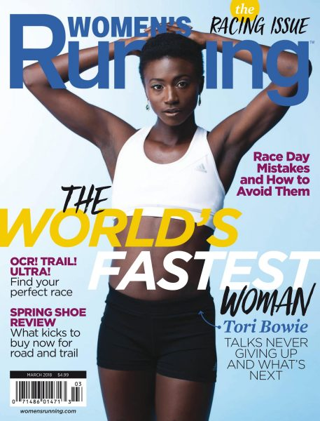 Women's Running USA — March 2018