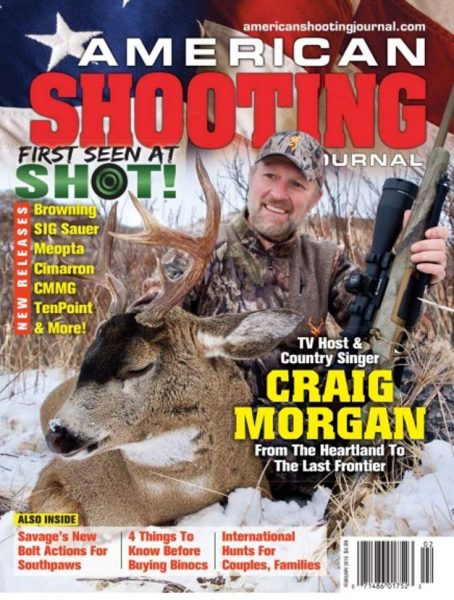 American Shooting Journal — February 2018