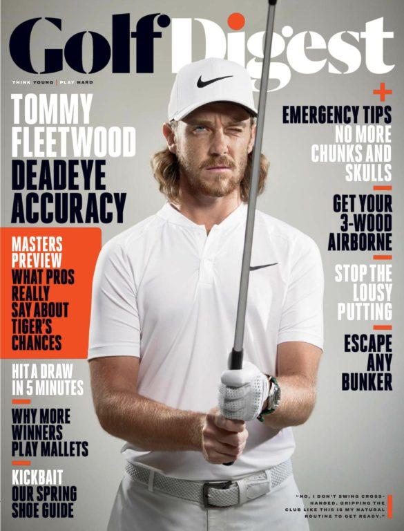 Golf Digest USA – April 2018