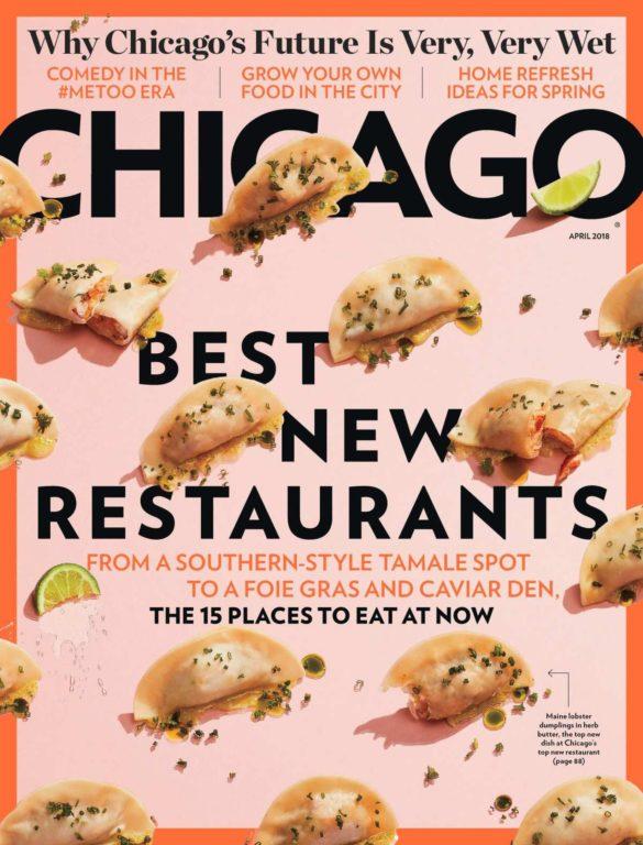 Chicago Magazine – April 2018