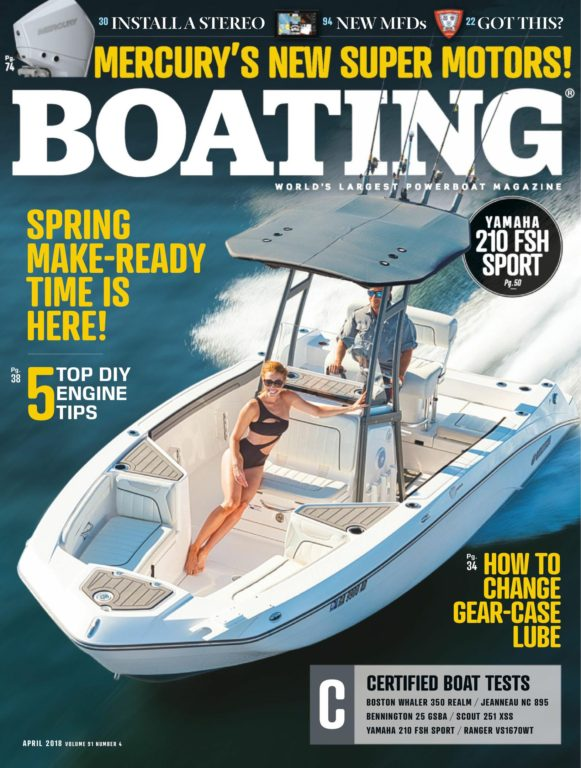 Boating USA – April 2018