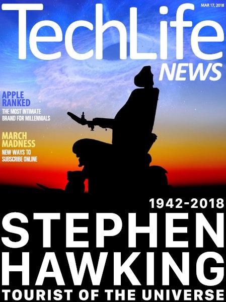 Techlife News – 17.03.2018