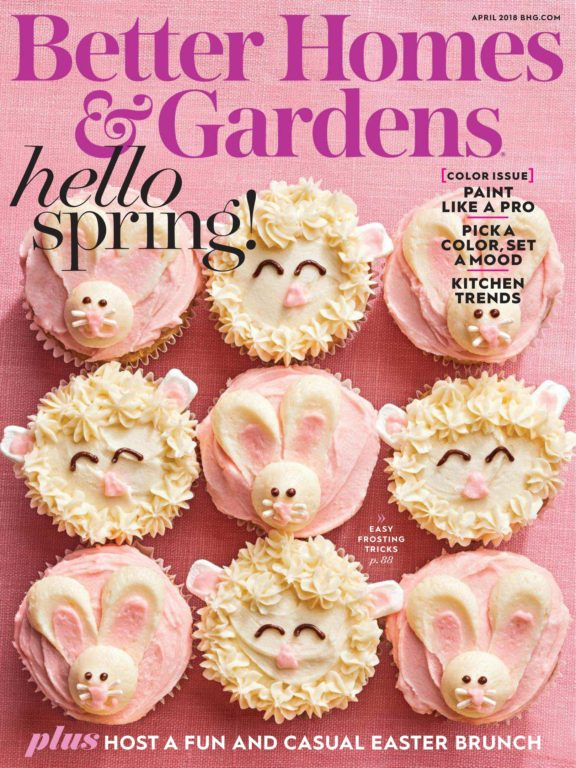 Better Homes & Gardens USA – April 2018