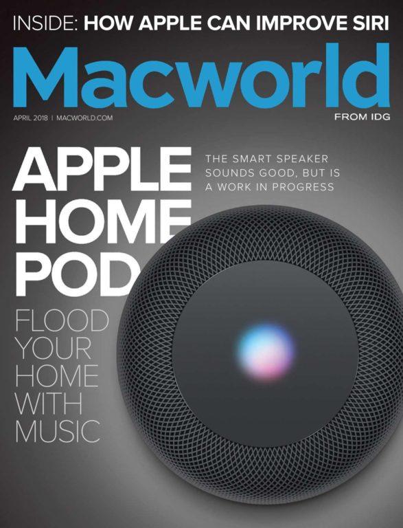Macworld USA – 01.04.2018