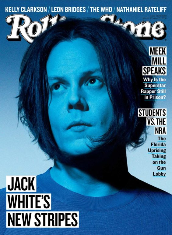 Rolling Stone USA – March 22, 2018