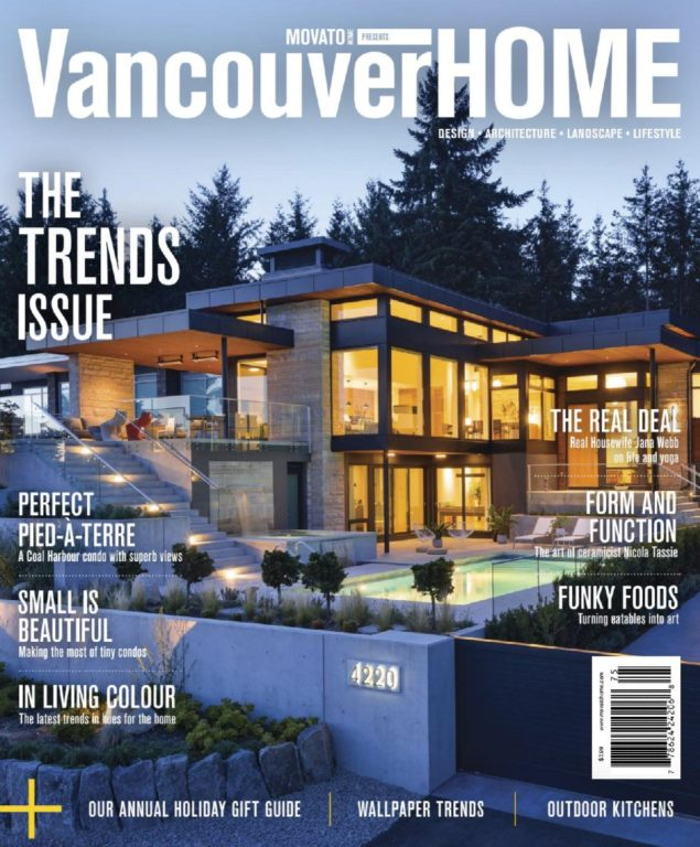 Vancouver Home – Trends 2017