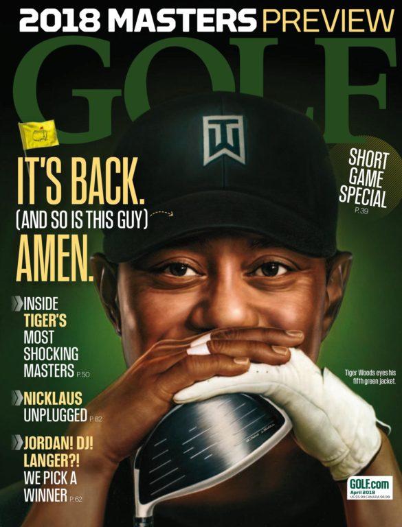 Golf Magazine USA – April 2018