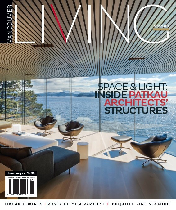 Vancouver Living – April-May 2018