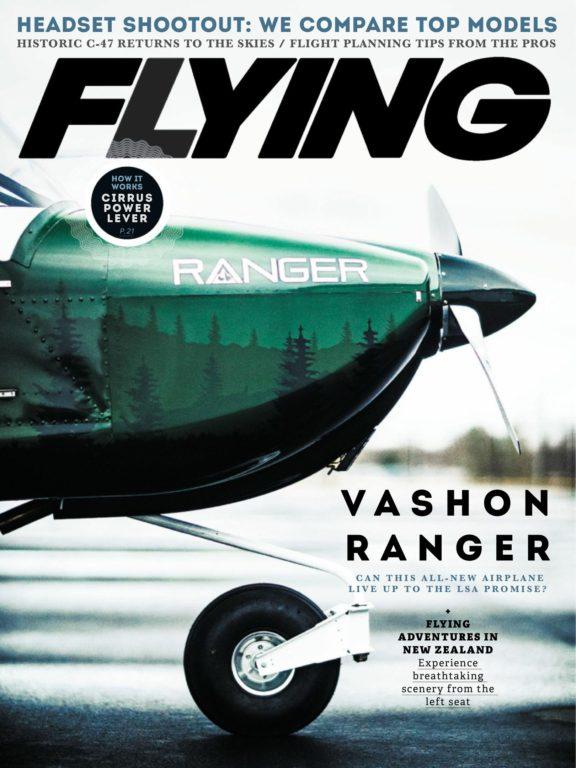 Flying USA – April 2018