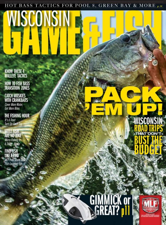 Wisconsin Game & Fish – May 2018