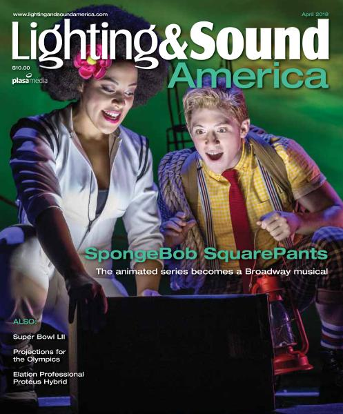 Lighting & Sound America – April 2018