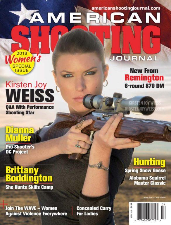 American Shooting Journal – April 2018