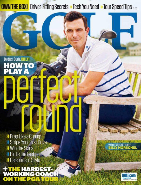 Golf Magazine USA – May 2018