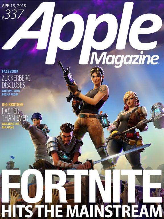 Apple Magazine – 13.04.2018