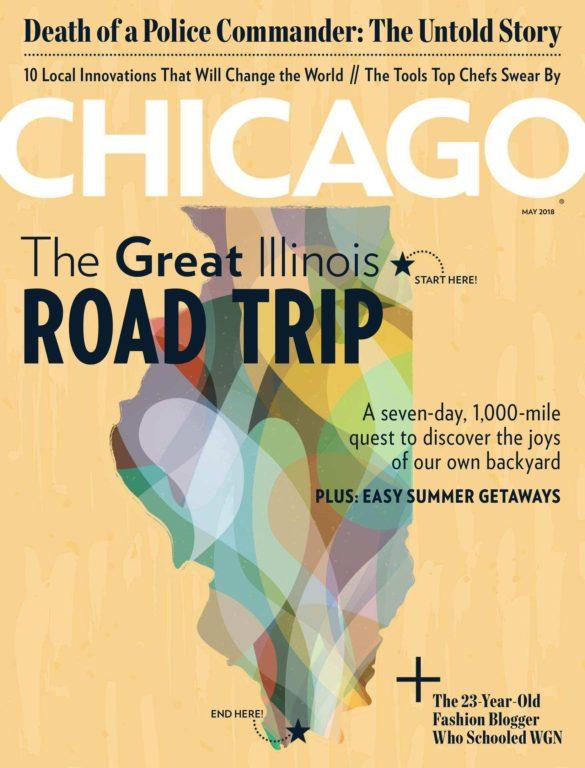 Chicago Magazine – May 2018