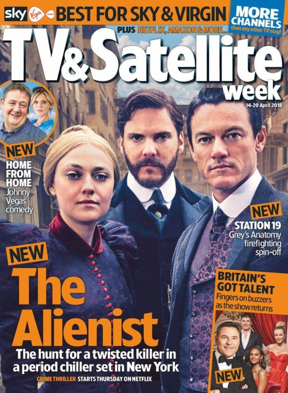 TV And Satellite Week- 14.04.2018