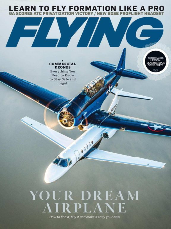 Flying USA – May 2018
