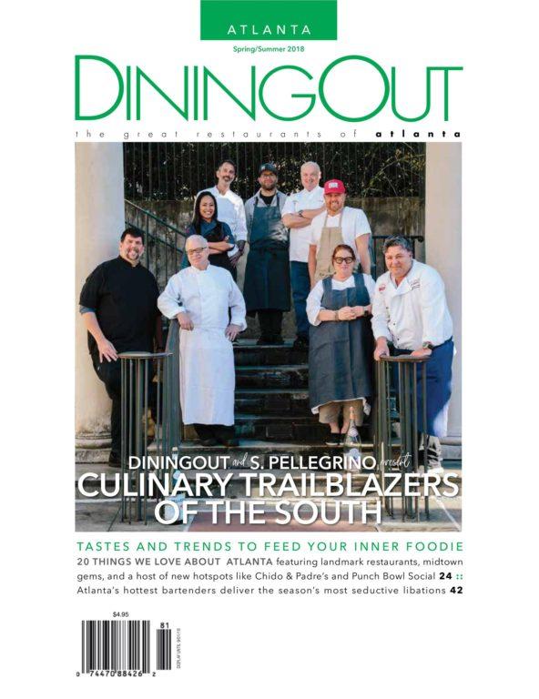 DiningOut Atlanta – April 2018