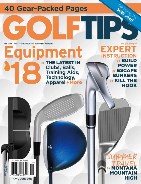 Golf Tips USA – May-June 2018