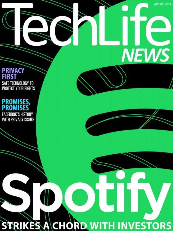 Techlife News – 07.04.2018
