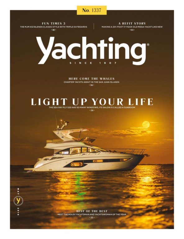 Yachting USA – May 2018