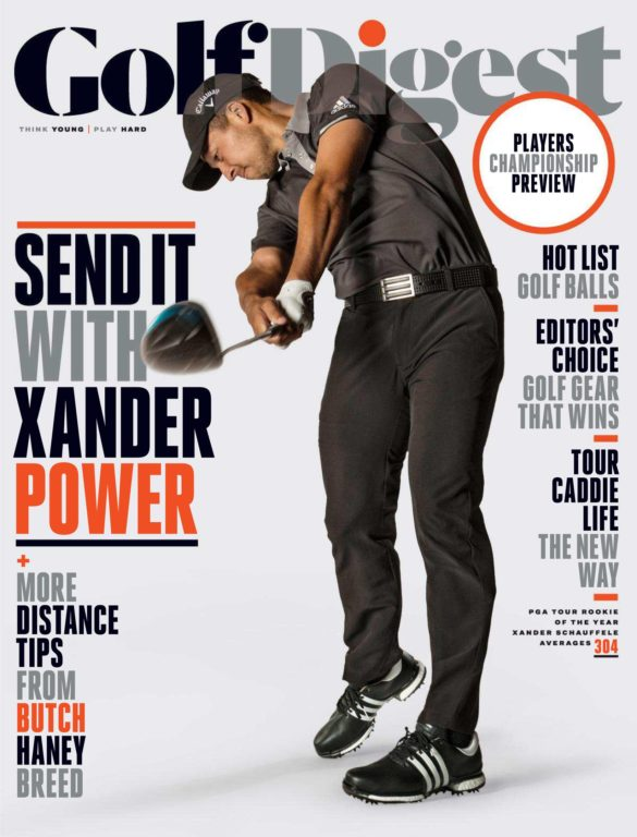 Golf Digest USA – May 2018