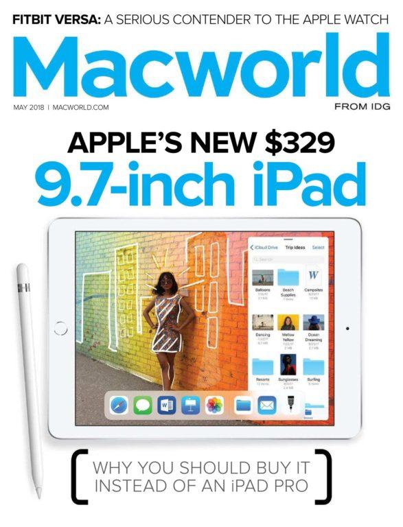 Macworld USA – May 2018