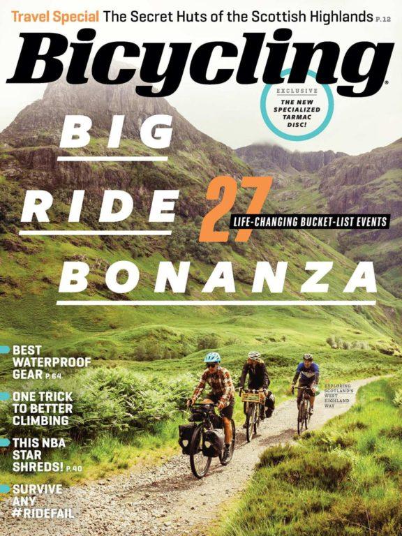 Bicycling USA – May 2018