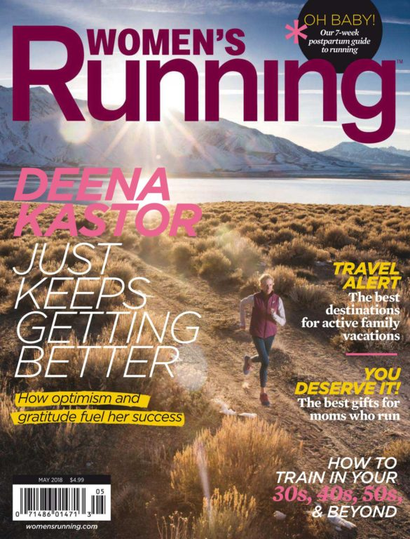 Women's Running USA – May 2018