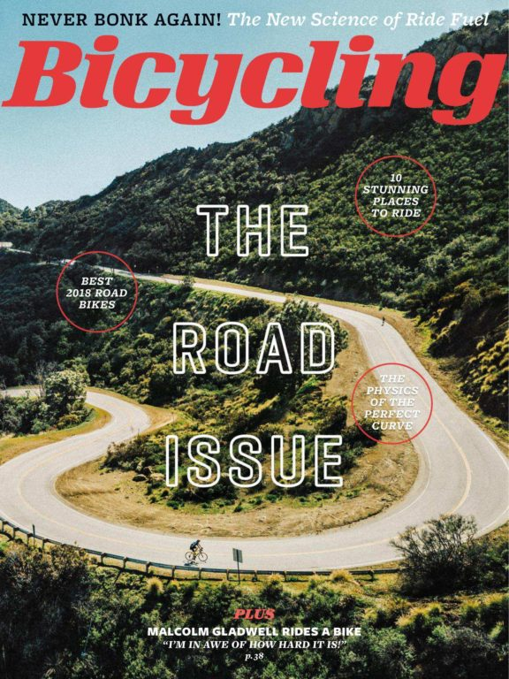 Bicycling USA – June 2018