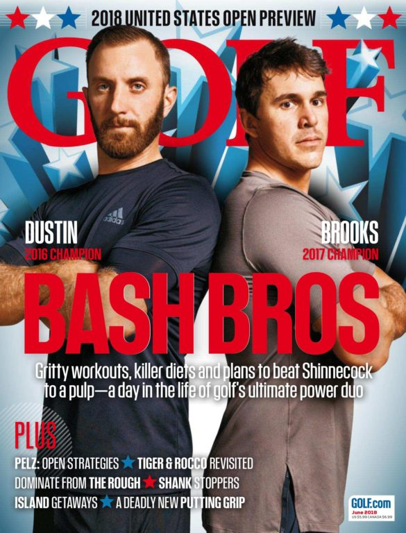 Golf Magazine USA – June 2018