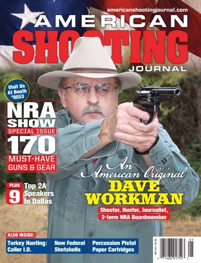 American Shooting Journal – May 2018