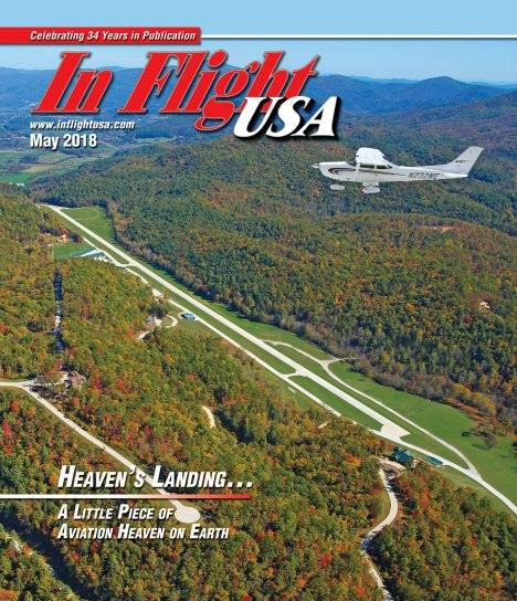 In Flight USA – May 2018