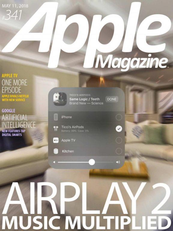 Apple Magazine – 11.05.2018