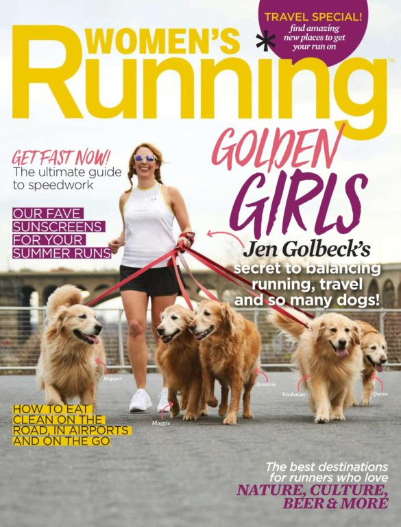 Women's Running USA – June 2018