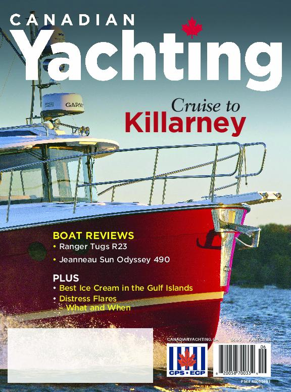 Canadian Yachting – June 2018