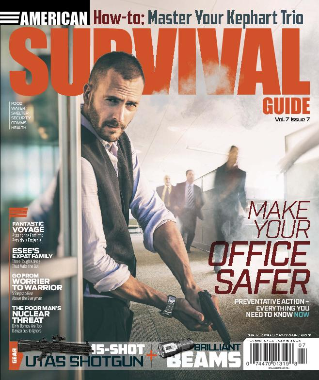 American Survival Guide – July 2018