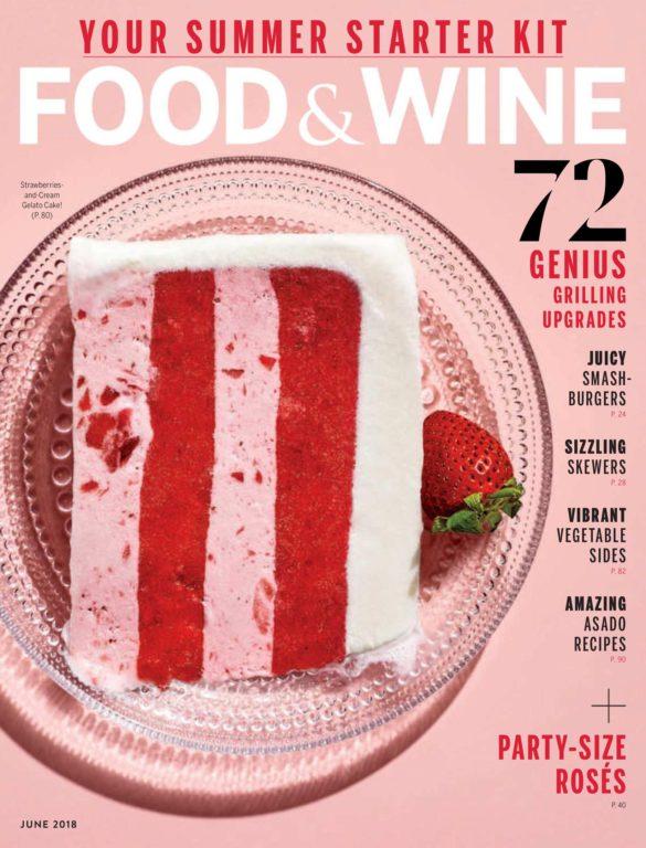 Food & Wine USA – June 2018
