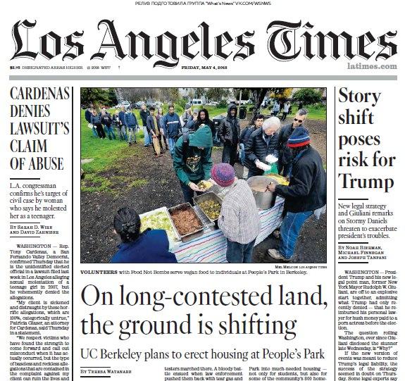 The Washington Post – 04.05.2018