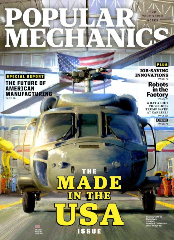 Popular Mechanics USA – June 2018