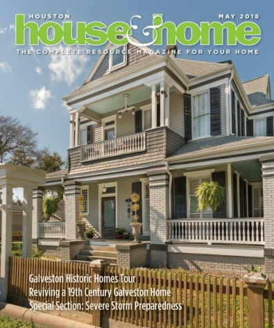 Houston House & Home – May 2018