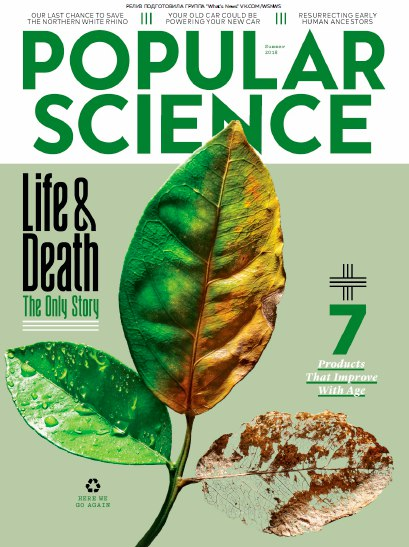 Popular Science USA – 06.2018 – 08.2018
